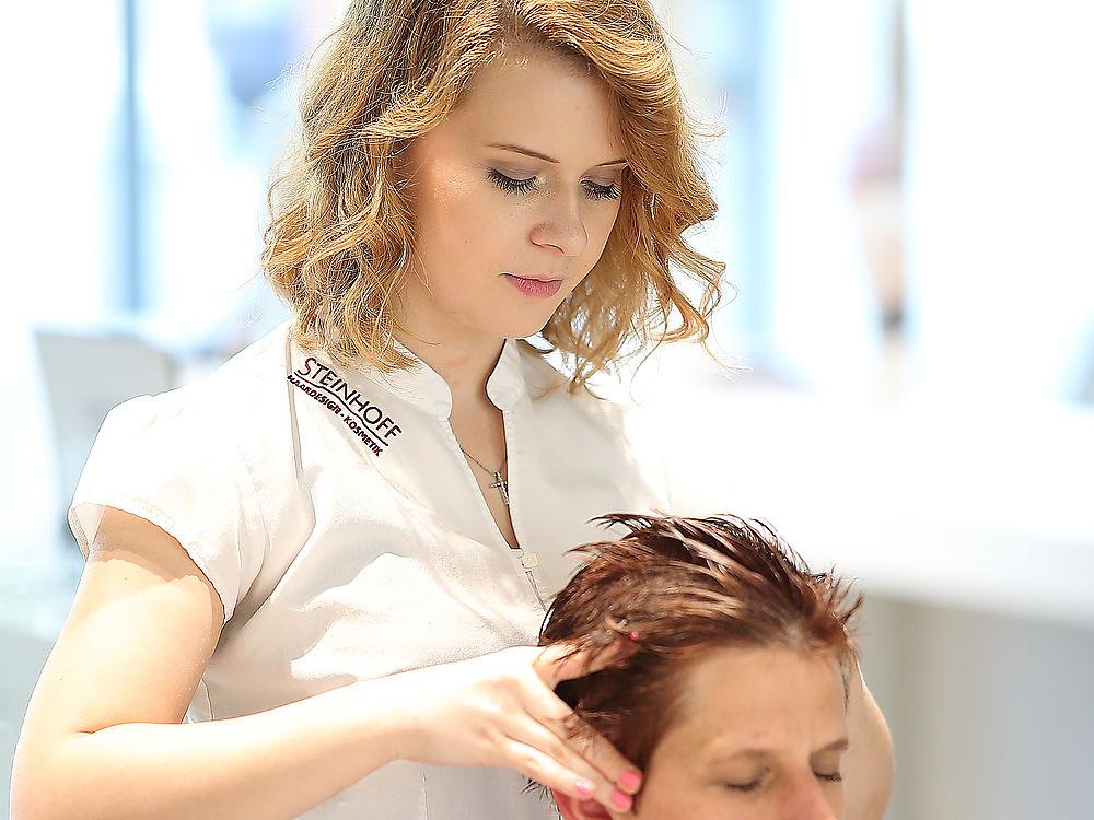 Haarschnitt Steinhoff Haardesign La Biosthetique Friseur In